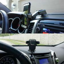 360° Mount Holder Car Windshield Stands For Mobile iPhone Cell Phone GPS Sa Z2N0
