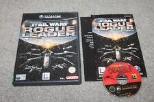 Nintendo Gamecube - Star Wars Rogue Leader - Complete - VGC