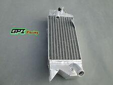 aluminum/alloy radiator KAWASAKI KX80 KX85 KX100 1998-2009 2003 2004 2005 2007