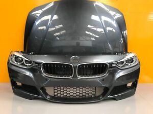 BMW 3 SERIES F30/f31 M SPORT 2011-15 GENUINE FRONT BUMPER ,BONNET,HEADLIGHTS