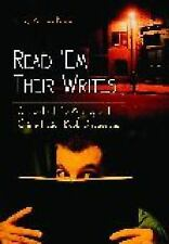 Read 'Em Their Writes: A Handbook for Mystery and Crime Fiction Book D-ExLibrary