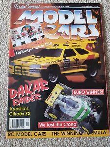 Radio Control Model Cars Kyosho Desert Raider Tamiya Magazine