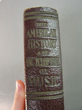 THE AMERICAN HISTORY AND ENCYCLOPEDIA OF MUSIC W.L. HUBBARD 1910 HARDCOVER BOOK