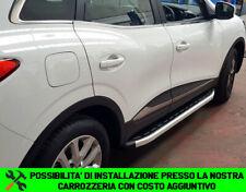 TOYOTA RAV4 2006-2012 PEDANE LATERALI SOTTO PORTA ALLUMINIO - TOP QUALITA'