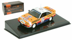 IXO RAC250 Opel Manta 400 #11 RAC Rally 1985 - Russell Brookes 1/43 Scale