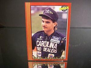 Rare Jeff Gordon #1 Carolina Ford Dealers  Maxx Race Cards 1992 Rookie Card #50