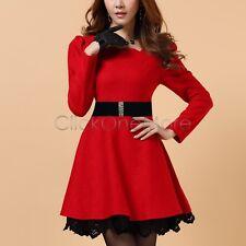 Fashion Black 3 Inch Wide Buckle Stretch Elastic Corset Waist Belt