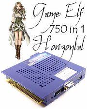 GAME ELF 750 in 1 orizzontale Multi GIOCO ARCADE Jamma Board Scheda CGA/uscita VGA MAME