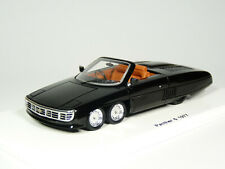 Bizarre Spark B1012 1/43 1977 Panther 6 Resin Model Car