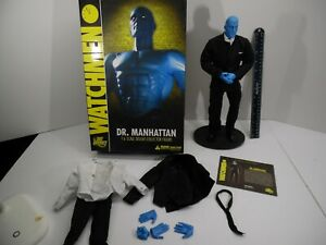 """The Watchmen Dr. Manhattan 1:6 Scale Deluxe Collector 13"""" Figure"""