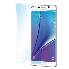 9 X Super Transparente Protección Lámina SAMSUNG NOTE 5 pantalla Protector de