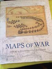 Maps of War H/B 2007 by Ashley & Miles Baynton-Williams
