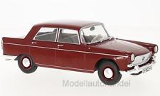 Peugeot 404  1960  dunkelrot  1:24 Whitebox  >>NEW<<