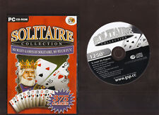 SOLITAIRE COLLECTION. 375 SOLITAIRE GAMES COLLECTION FOR THE PC!!
