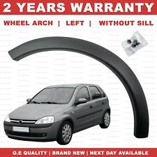 FRONT WHEEL ARCH TRIM LEFT NO SILL FOR OPEL VAUXHALL COMBO CORSA C MK2 172438