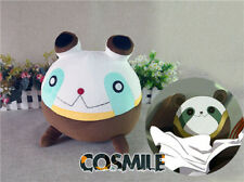 Steins;Gate Makise Kurisu Brown Upa うーぱ Cosplay Plush Toy Doll Handmade Anime