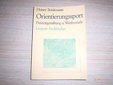 Orientierungssport Brinkmann, Heiner: