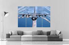 Aircraft Avion de transport  CN235 Poster Grand format A0 Large Print