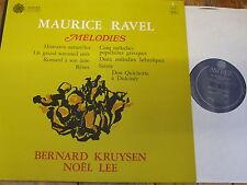 AS 66 Ravel Melodies / Kruysen / Lee