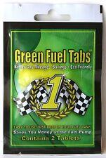 GREEN FUEL TABS - 2 Tablet Pack - Saves U $ @ the Pump!