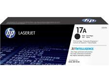 HP 17a Black LaserJet Toner Cartridge 1600 PG CF217A