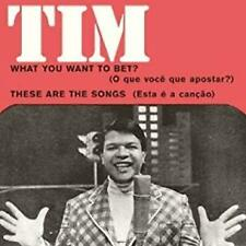 """Tim Maia - TIM - What You Want To Bet?/These Are The Songs (NEW 7"""" VINYL)"""