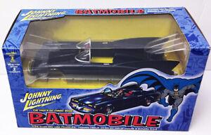 """2002 JOHNNY LIGHTNING 1:24 DIE CAST 1960'S DC COMIC BATMOBILE MODEL 10"""" SEALED"""