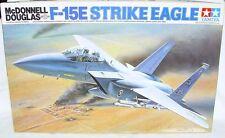Tamiya 1:32 US AIR FORCE McDonnell Douglas F-15E STRIKE EAGLE Model Kit MIB`90!