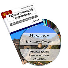 Chinese Mandarin Language Learn Speak Course Learning Study Audio MP3 PDF CD 193