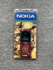 NOKIA 2110 2140 Original Christmas Coloured Cover Oberschale Sammler Vintage NEW