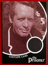 THE PRISONER Vol 2 - PATRICK McGOOHAN'S JACKET - COSTUME CARD PV2 C3 - Cards Inc