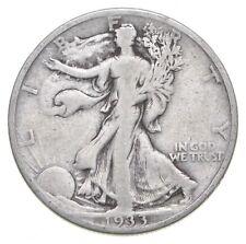 1933-S Walking Liberty Half Dollar - Charles Coin Collection *078