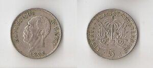 Haiti 5 centimes 1905 President Pierre Nord Alexis High grade!!!