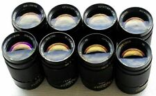 Russian JUPITER-37A 3.5/135mm Lot 8 PIECES Soviet Telephoto M42 for Canon Nikon