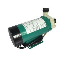US Sstock 110V/50HZ Corrosion-resistant Magnetic Drive Pump 15R W/ Plastic Head