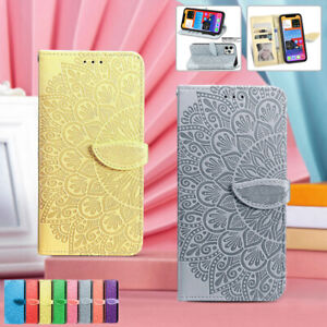 Case For iPhone 12 11 8 7 Plus Pro MAX XS XR X Luxury Leather Flip Wallet Cover