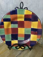 Tabletops Gallery: CARACAS:  Round Dinner Plate EXCELLENT CONDITION 11.25