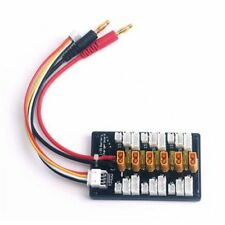 XT30 1S-3S Plug Parallel Charging Board For IMAX B6 Charger