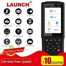 LAUNCH X431 CRP469 OBD2 Diagnostic Tool Automotive Scanner BMS DPF ABS IMMO TPMS