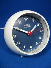 "70´s Pop Art Design ""ball"" alarm clock #  EMES synchro 80  # Weckuhr # working"