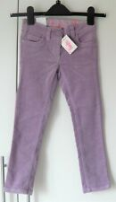 BNWT GIRLS NEXT LILAC CORD SKINNY JEANS 6 YRS 5-6 NEW JEGGINGS TOP DRESS COAT
