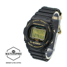 Casio G-Shock 35th Anniversary ORIGIN GOLD Limited Model Watch DW5735D-1B
