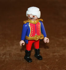 Playmobil pirate officier naval canonnier 3111 3619 7587 3133