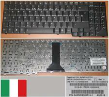 CLAVIER QWERTY ITALIEN ASUS M51 M51E 9J.N0B82.00E 0KN0-3K1IT03 04GND91KIT10-1