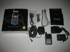 Pioneer Xm2Go Gex-Inno1 Portable Satellite Radio Mp3 Metallic Silv+ Accessories