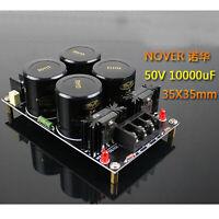 120A 4*10000uF/50V Gleichrichternetzteil Fertige Platine Für Endverstärker Amper