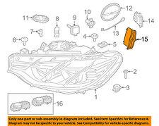 BMW OEM 14-16 X5 Headlight Head light lamp-Control Module 63117316187
