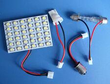 10x T10(921) BA9S Festoon31~44mm DC11~24V Dome bulb 36-1210SMD LED White 6500K