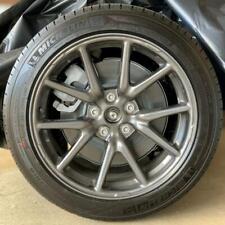 18�Tesla Model 3 Factory Oem Wheels Aero Rims Set w Michelin Tires new other