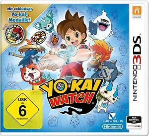 YO-KAI WATCH Special Edition inkl. Medaille für Nintendo 3DS - NEU & OVP - DE